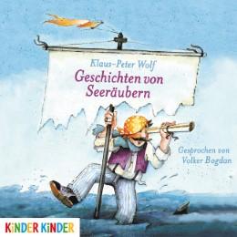 Geschichten von Seeräubern - Cover