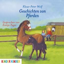 Geschichten von Pferden - Cover