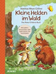 Kleine Helden im Wald - Cover
