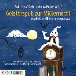 Geisterspuk zur Mitternacht - Cover