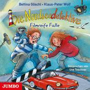 Die Nordseedetektive. Filmreife Falle