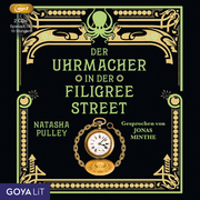 Der Uhrmacher in der Filigree Street
