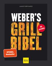 Weber's Grillbibel - Cover