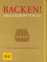 Backen! - Das Goldene von GU - Cover