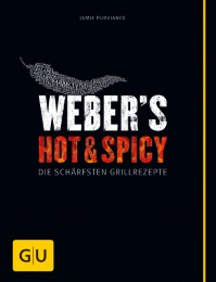 Weber's Hot & Spicy - Cover