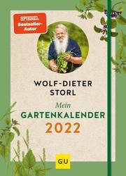 Mein Gartenkalender 2022 - Cover