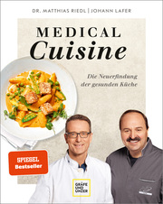 Medical Cuisine - Cover