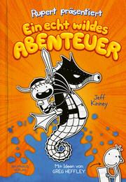 Rupert präsentiert: Ein echt wildes Abenteuer - Cover