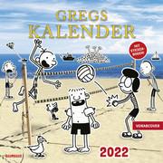 Gregs Kalender 2022 - Cover