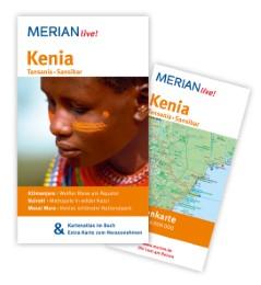 Kenia/Tansania/Sansibar - Cover