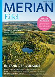 MERIAN Magazin Eifel - Cover