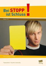 Bei STOPP ist Schluss! - Cover