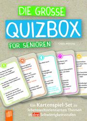 Die große Quizbox für Senioren - Cover