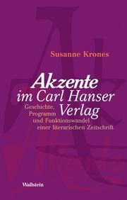 'Akzente' im Carl Hanser Verlag