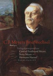 C.F. Meyers Briefwechsel 4.2