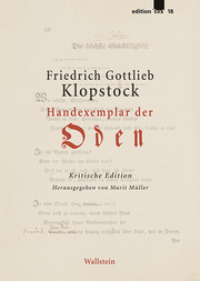 Handexemplar der 'Oden'