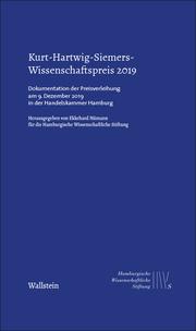 Kurt-Hartwig-Siemers-Wissenschaftspreis 2019