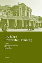 100 Jahre Universität Hamburg