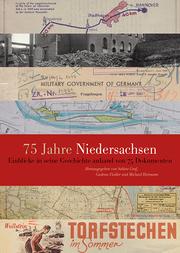 75 Jahre Niedersachsen - Cover