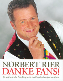 Danke Fans! - Cover