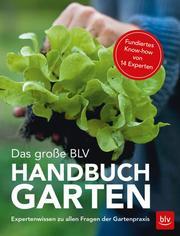 Das große BLV Handbuch Garten - Cover