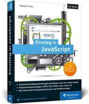 Einstieg in JavaScript - Cover
