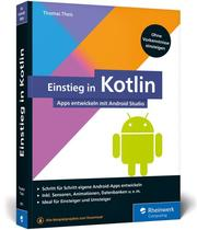 Einstieg in Kotlin - Cover