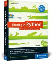 Einstieg in Python - Cover