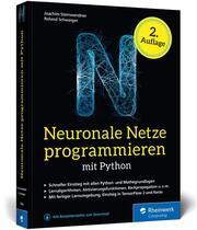 Neuronale Netze programmieren mit Python - Cover