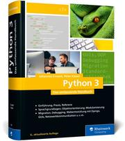 Python 3 - Cover