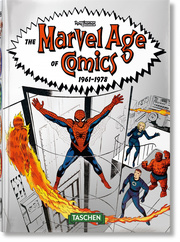 The Marvel Age of Comics 1961-1978 - 40 Years