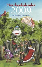 Märchenkalender - Cover
