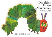 Die kleine Raupe Nimmersatt - Cover