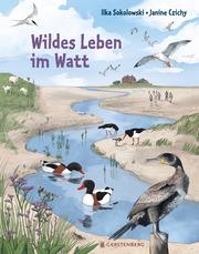 Wildes Leben im Watt - Cover