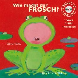 Wie macht der Frosch?