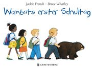 Wombats erster Schultag - Cover