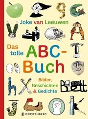 Das tolle ABC-Buch - Cover