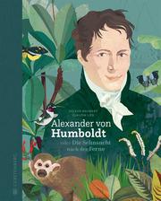 Alexander von Humboldt - Cover