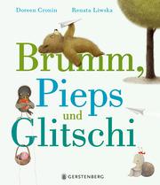Brumm, Pieps und Glitschi - Cover