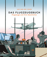 Das Flugzeugebuch - Cover