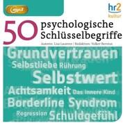 Psychologische Schlüsselbegriffe - Cover