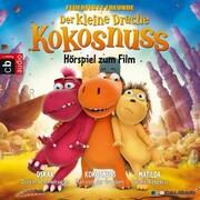 Kokosnuss Hörspiel zum Film - Cover