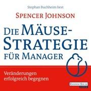 Die Mäusestrategie für Manager - Cover