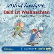 Bald ist Weihnachten - Cover