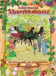 Ackermanns Bauernkalender 2012