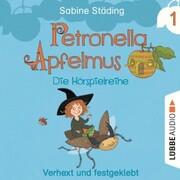 Petronella Apfelmus - Die Hörspielreihe, Teil 1: Verhext und festgeklebt - Cover