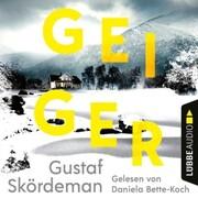 Geiger (Gekürzt) - Cover