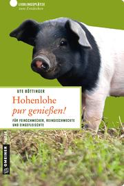 Hohenlohe pur genießen! - Cover
