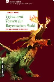 Typen und Touren im Bayerischen Wald - Cover