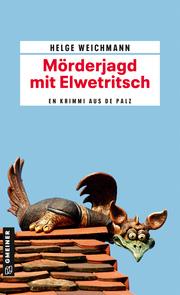 Mörderjagd mit Elwetritsch - Cover